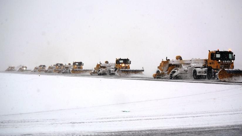 Hoe overleven in desneeuw
